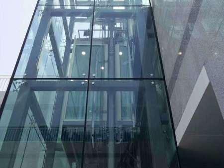 駐馬店火車站站前廣場電梯井道項目