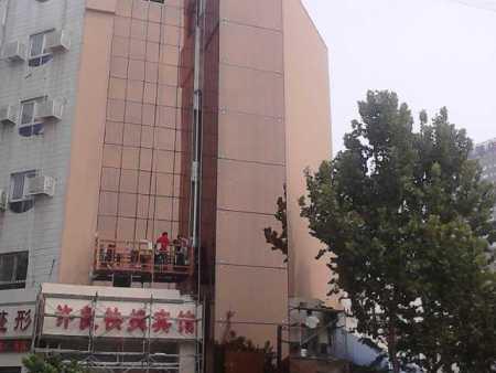 許昌市火車站許糧賓館電梯井道項目