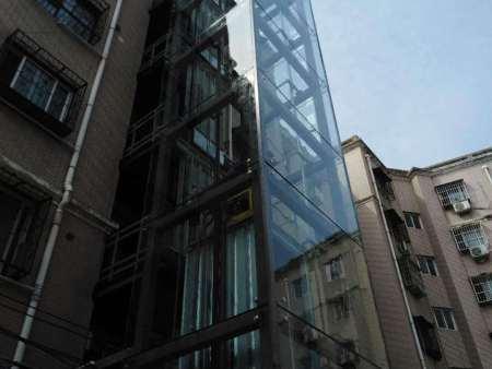周口市運管局家屬院電梯井道加裝項目