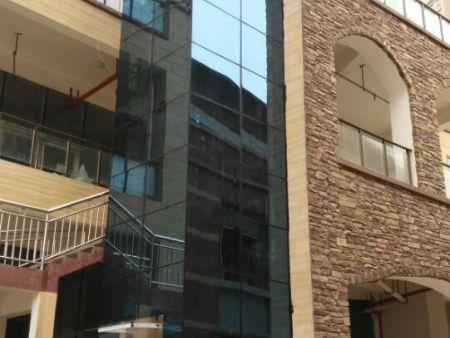 南陽市尚城國際商業區電梯井道項目