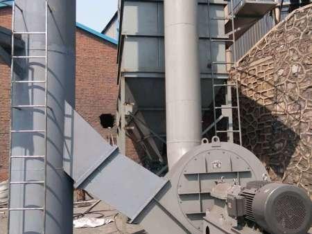 海城除尘器改造安装项目