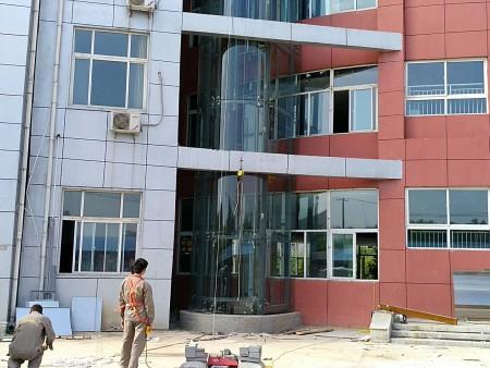 駐馬店實驗中學電梯井道項目