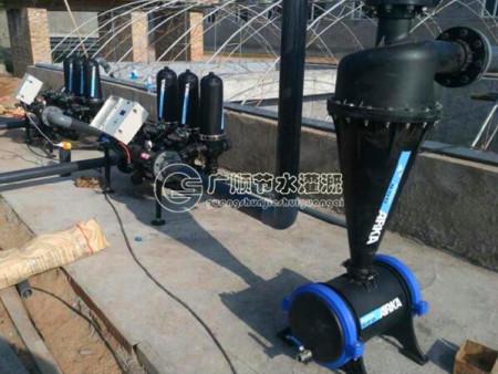 广顺节水灌溉砂石过滤器配套设备