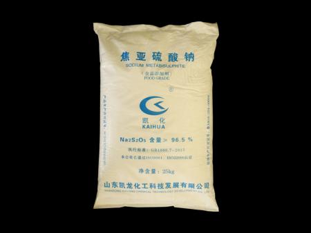 焦亚硫酸钠不能置于空气中久存