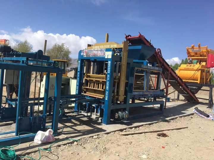 全自动水泥砖机厂家水泥大砖机