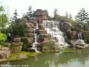 辽宁假山护岸水景护岸应做到哪几点呢?