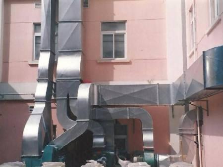 沈阳通风管道质量判断的标准
