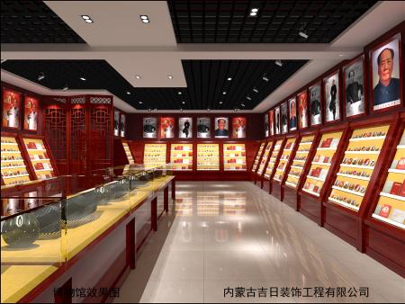 通遼市博物館紅色展廳