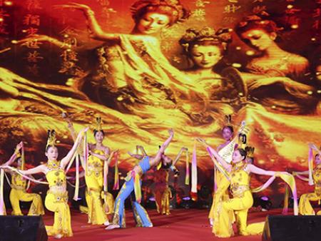 2019年3月30日,西安市永寿商会文艺晚会在西安凯悦酒店隆重召开