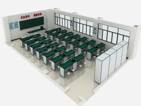 鋁木結構理化生實驗室