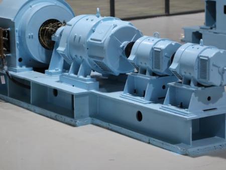 電力系統可研發項目定制模擬發電機