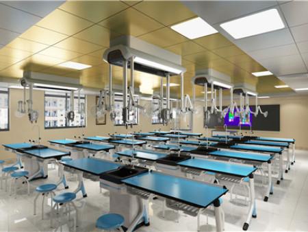 创新型理化生实验室
