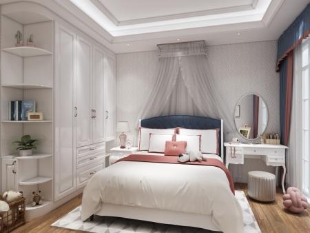 整木定制家具丨讓客廳定格-奢華 福運達家具