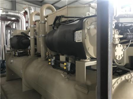 大型CTDDHL混水源热泵系列