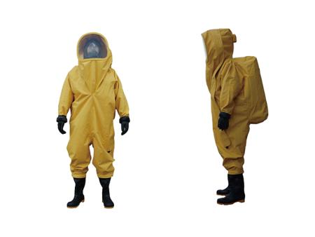 RHFⅡA重型全密封防化服
