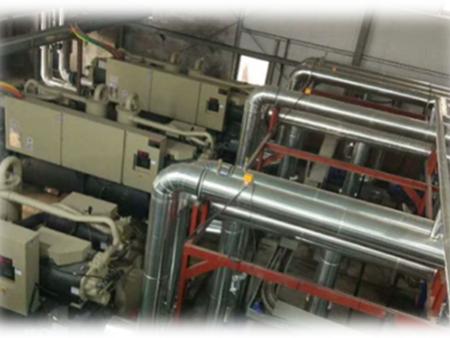 雷竞技怎么样CT混水源热泵冷热水机组