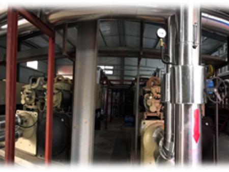 雷竞技怎么样CDYRB动能热泵热水机组