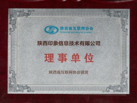 陕西省互联网协会理事单位