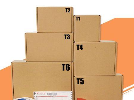 邮政电商纸箱1-12号纸箱尺寸大小-昆山苏闽包装
