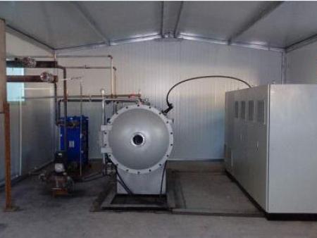 大型臭氧發生器的優點