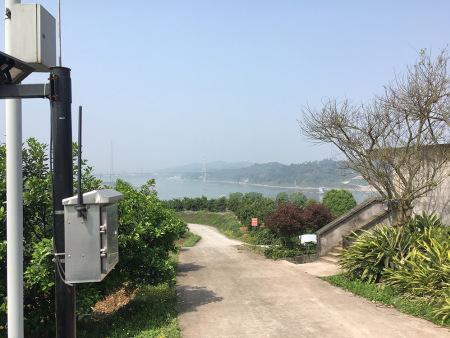 泸州柑博园喷滴灌项目