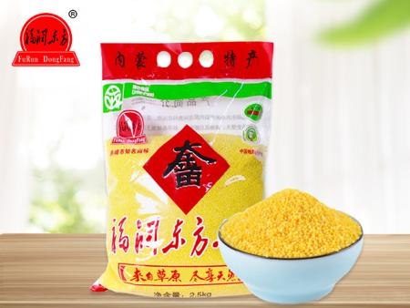 大金苗2.5kg小米