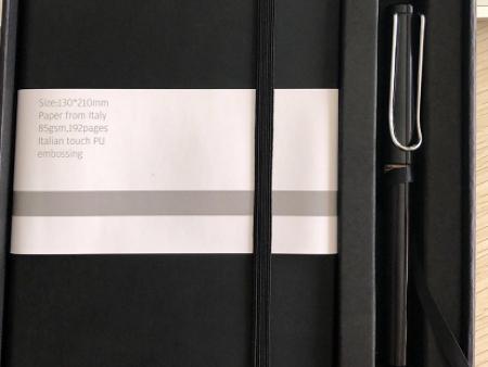 狩猎系列墨水笔 + 吸墨器 + 笔记本礼盒套装