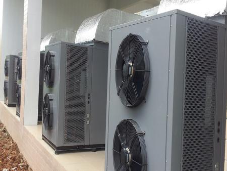 提高烘干机热气流速度的好处