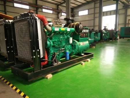 柴油发电机的机油的粘度太大对发电机组的影响有哪些