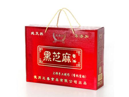 正香园牌黑竞博app香油礼盒
