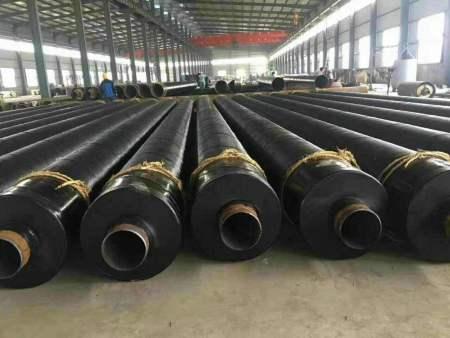 钢套钢岩棉蒸汽保温钢管工作原理