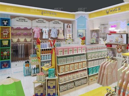 教您展示柜生产厂家如何提炼服装展示柜的卖点