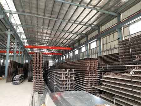 钢筋桁架楼承板施工技术标准