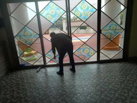 瓷砖不防滑怎么办?瓷砖防滑处理怎么做?