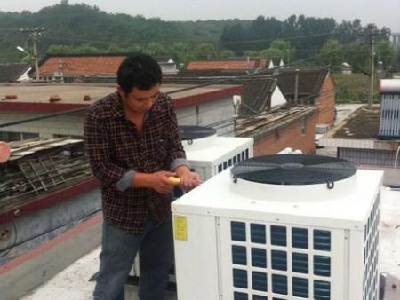 空气万博manbetx手机登录采暖系统调试