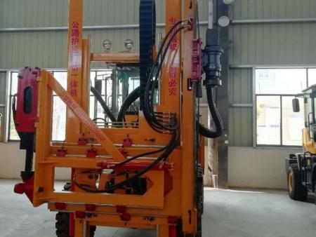 WMDS150螺杆式打钻一体机