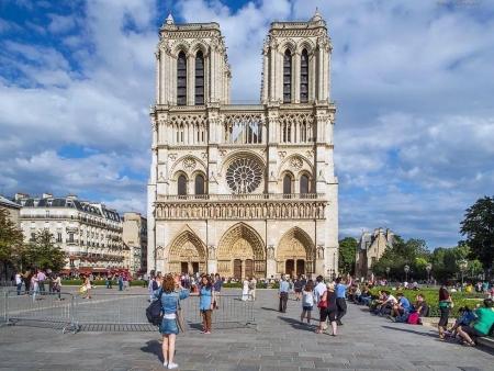 巴黎圣母院:一旦错过,就是永远
