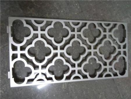 雕刻鋁單板