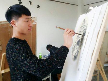 陈沛远,2012届毕业生,目前在南京航天航空大学硕士在读