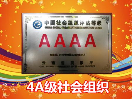 热烈祝贺万博体育下载手机版万博注册登录万博体育手机版登陆荣获AAAA级社会组织称号