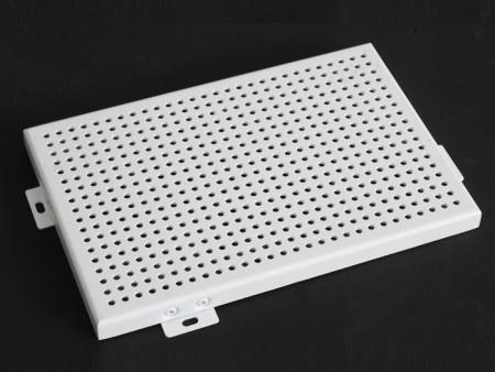 山東鋁單板用于外墻保溫的好處
