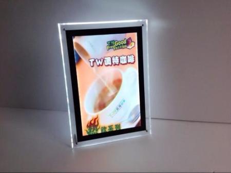 沈阳黑骑士灯箱:发光灯箱在广告制作中的应用