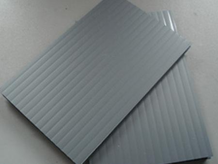陕西阳光板-10MM双层银灰阳光板