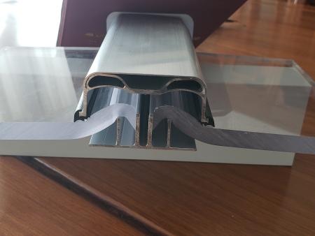 陕西耐力板:U型实芯耐力板