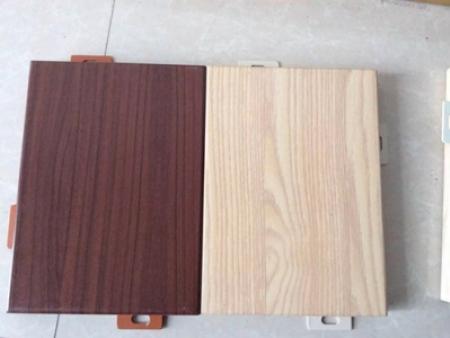 廠家詳解_如何正確區分正規與假冒的木紋鋁板