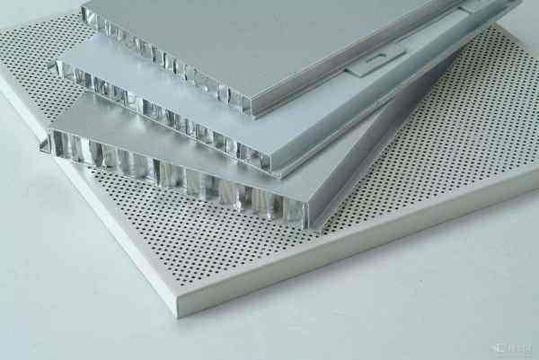 鋁蜂窩板廠家生產的鋁蜂窩板有什么特點
