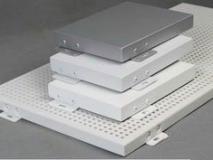 外墻鋁單板品牌_山東鋁單板的各項優點