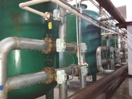 黑龙江150吨PLC全自动软水利来w66网站