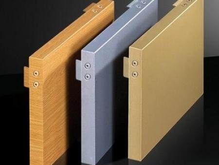 噴涂工藝屬于氟碳鋁單板加工后期的關鍵步驟之一