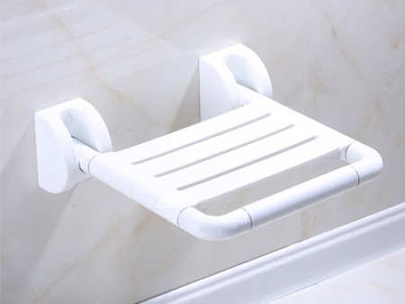 Bathroom Wall Mounted Fold Up Shower Seat BS32005